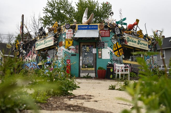 Roof repairs are set to begin at Golden Harvest in Lansing's Old Town