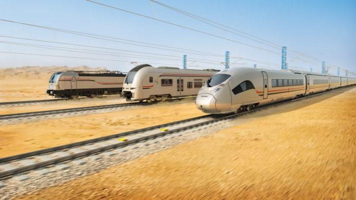 Egypt is building a $4.5 billion high-speed rail line
