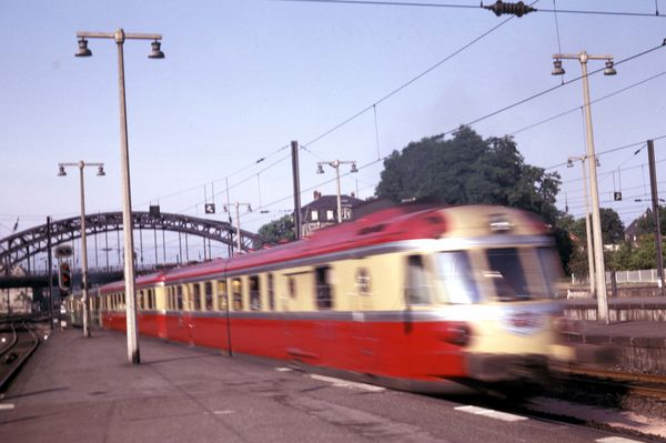 Rail Enthusiasts Dream of a Trans Europe Express Revival
