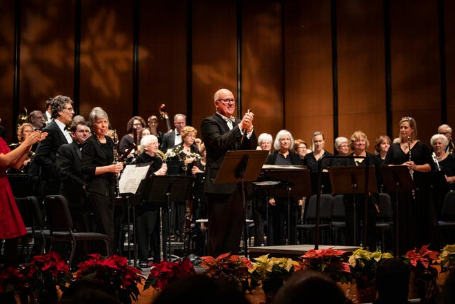 Lansing Concert Band back on stage for 75th anniversary
